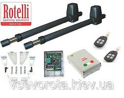 Автоматика для распашных ворот ROTELLI MT400