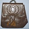 Женский городской рюкзак из искусственной кожи Шеналь 29*32 см
