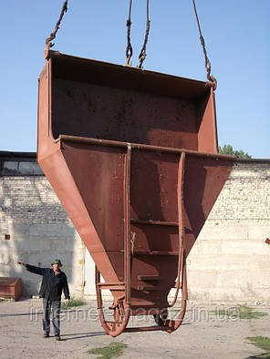 "Бункер для бетона ""Башмак"", фото 2"