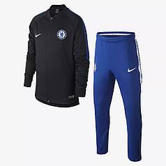 Спортивный костюм Nike Dry Squad Chelsea 905396-010 (Оригинал)