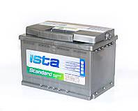 Аккумулятор автомобильный 6СТ-77Ач. 720A. ISTA Standart