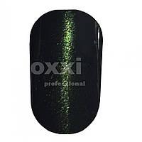 """Oxxi топ кошачий глаз """"Super Cat Eyes Top"""" зелёный блик, № 004"""