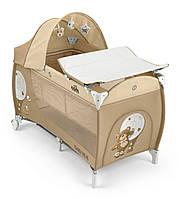 Манеж-кровать Cam Daily Plus 219 бежевый, фото 1