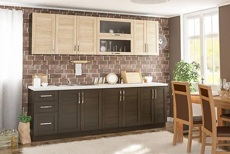 Кухня ГАММА (рамка) вар.4, фото 2