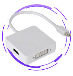 Адаптери DisplayPort