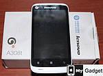 Мобильный телефон Lenovo A308t(Android/2 ЯДРА/2 SIM), фото 2