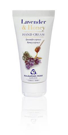 Крем для рук Болгарская Роза Lavender & Honey 50 мл, фото 2