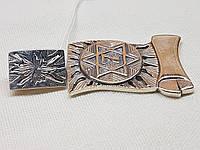 Серебряная подвеска Печать Соломона. Артикул 3110097, фото 1