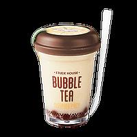 Etude house bubble tea sleeping pack black tea ночная питательная маска с черным чаем