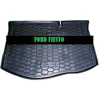 Коврик в багажник Ford Fiesta (2015>) (Avto-Gumm)