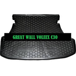 Коврик в багажник Great Wall Volex C30 (Avto-Gumm)