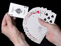 Как нужно проводить перемешивание игральных карт