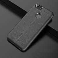 Чехол Xiaomi Mi A1 / Mi5X силикон Auto Focus Soft Touch черный