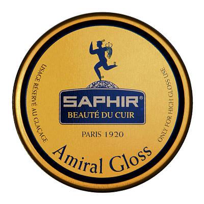 Крем для полировки обуви Saphir Amiral Gloss 50 ml