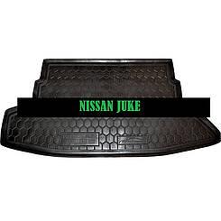 Коврик в багажник Nissan Juke (2013>) (Avto-Gumm)