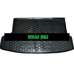 Коврик в багажник Nissan Juke ( 2015>) (верхняя полка) (Avto-Gumm)