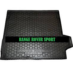 Коврик в багажник Range Rover Sport (2014>) (Avto-Gumm)