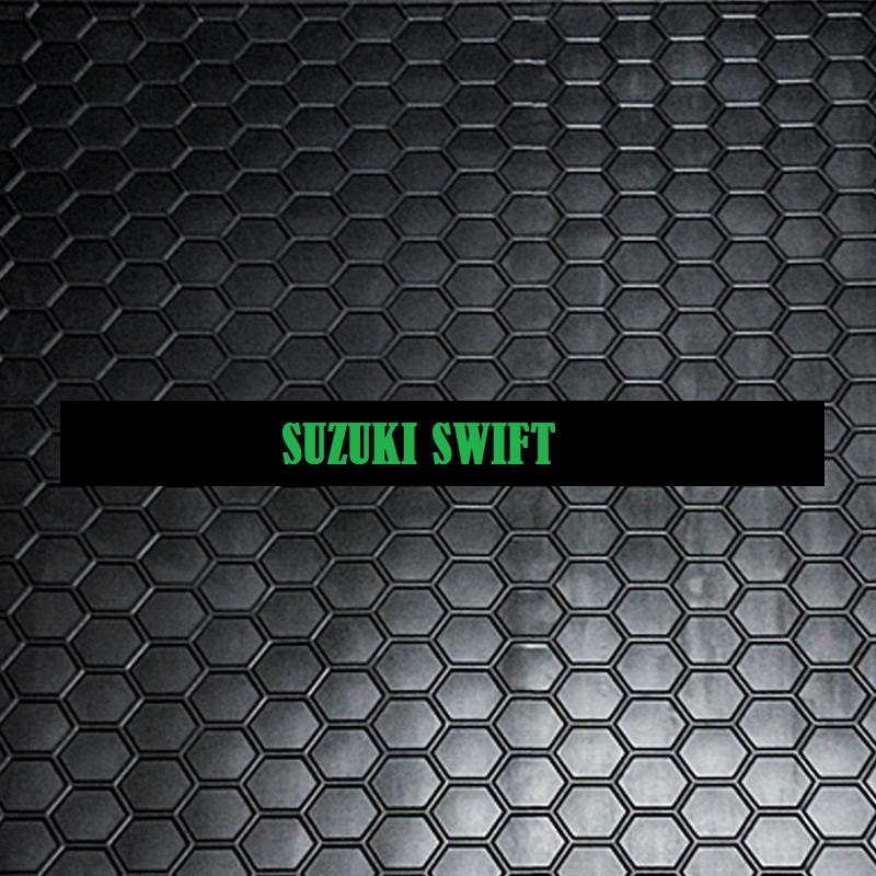 Полиуретановый коврик в багажник Suzuki Swift (2012>) (Avto-Gum