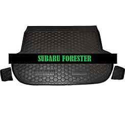 Коврик в багажник Subaru Forester (2013>) (Avto-Gumm)