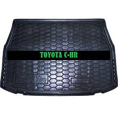 Коврик в багажник Toyota C-HR (Avto-Gumm)