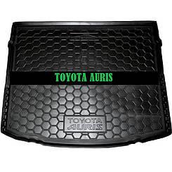 Коврик в багажник Toyota Auris (2013>) (Avto-Gumm)