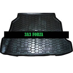 Коврик в багажник ЗАЗ Forza (хетчбэк) (Avto-Gumm)