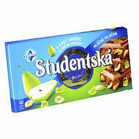 Шоколад Studentska Груша 180г