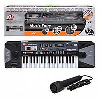 Детский пианино синтезатор MQ 805 USB
