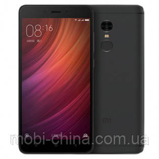 Смартфон Xiaomi Redmi Note 4 3 32Gb Octa core Black, фото 2