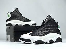 """Баскетбольные кроссовки Air Jordan 13 Retro GS """"Love and Respect"""".  Живое фото (Реплика ААА+)"""