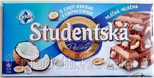 Шоколад Studentska Кокос 180г