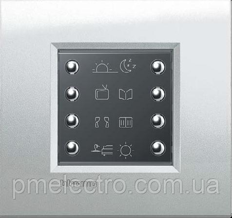 Сценарный 8-кнопочный выключатель MyHOME