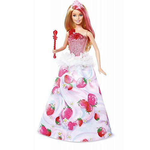 Кукла Барби Barbie Принцесса из Свитвиля Дримтопия Dreamtopia Sweetville / свет, звук