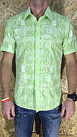 Рубашка мужская 60-54