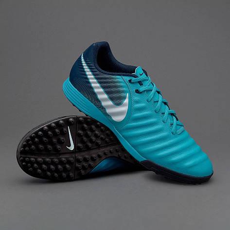 e6bde74c Футбольные сороконожки Nike Tiempox LIGERA IV TF: продажа, цена в ...