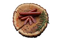 """Колбаски для хот дога """"Баварские"""" полукопченые с зеленью"""