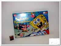 """Игра наст. малая """"Подводные приключения"""", в кор. 25*36*2см (20шт)"""