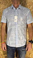 Рубашка мужская 60-56