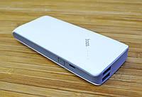 Внешний аккумулятор Повербанк,  Power Bank Hoco J4 -White 10000 MAH