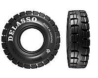 Шина цельнолитая Delasso R102_4.00-8 (Класс шины премиум) резина для вилочных погрузчиков