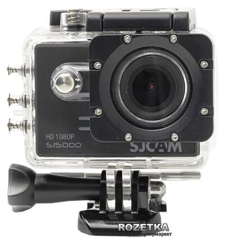 "Экшн-камера SJCAM SJ5000 Full HD, 14Мп, 2"", black ' ' ' '"