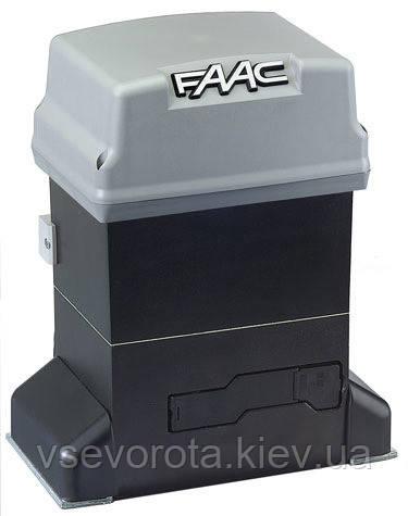 746 FAAC привод для откатных ворот до 600 кг
