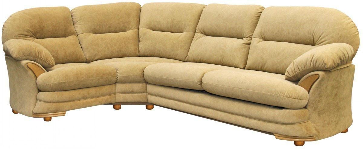 Угловой диван Нью-Йорк, не раскладной диван, мягкий диван, мебель в ткани