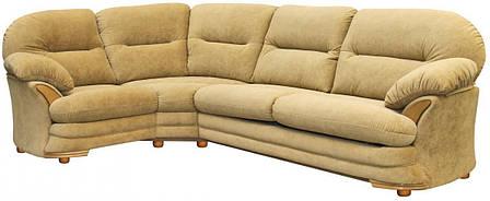 Угловой диван Нью-Йорк, не раскладной диван, мягкий диван, мебель в ткани, фото 2
