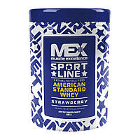 Протеин Mex muscle excellence American Standard Whey500 g