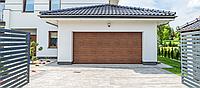 Ворота гаражные секционные Алютех CLASSIC 2800х2000, фото 1