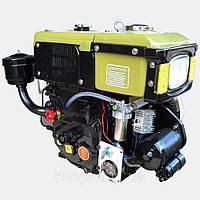 Дизельный двигатель Кентавр ДД195ВЭ (12 л.с., электростартер)
