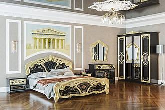 Спальня КАРМЕН ЛЮКС 4Д (Світ Меблів)