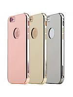 Силиконовый чехол Rock Infinite Series (Mirror)  для Iphone 6/6S