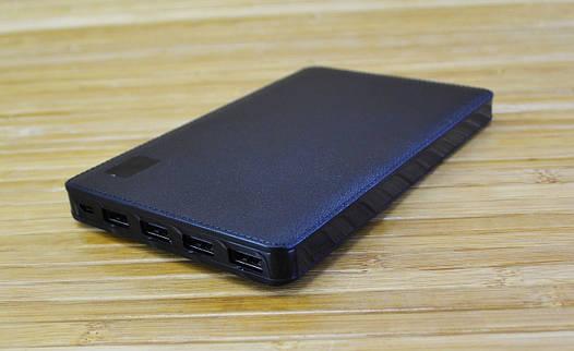 Внешний аккумулятор повербанк ( Power bank ) Remax Proda PPP-7 чёрный 30000 mAh